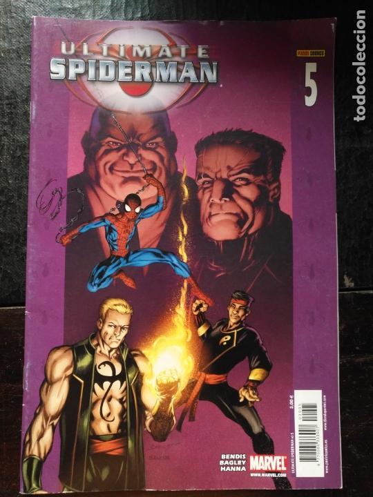 MARVEL COMICS - ULTIMATE SPIDERMAN PANINI COMIC 5 (Tebeos y Comics - Panini - Marvel Comic)