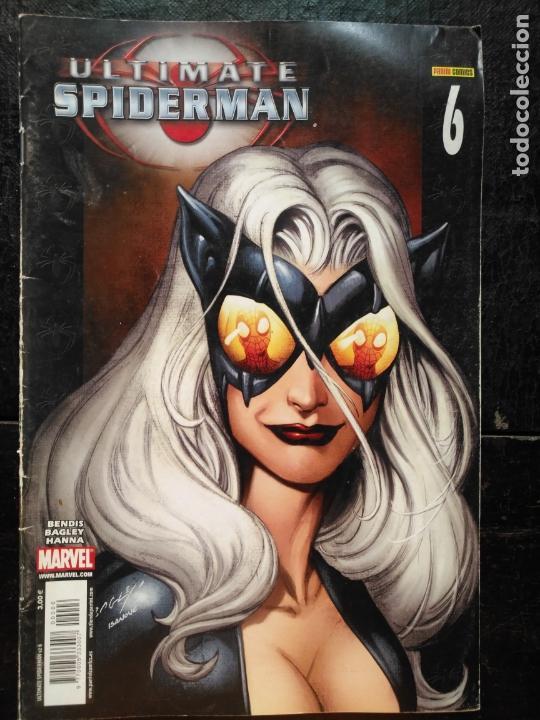 MARVEL COMICS - ULTIMATE SPIDERMAN PANINI COMIC 6 (Tebeos y Comics - Panini - Marvel Comic)