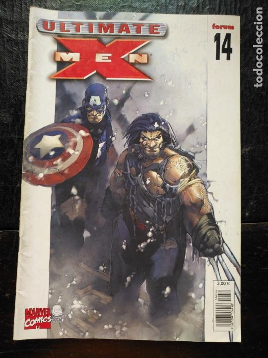 MARVEL COMICS - ULTIMATE X MEN COMIC N 14 - HAGA SU OFERTA (Tebeos y Comics - Panini - Marvel Comic)