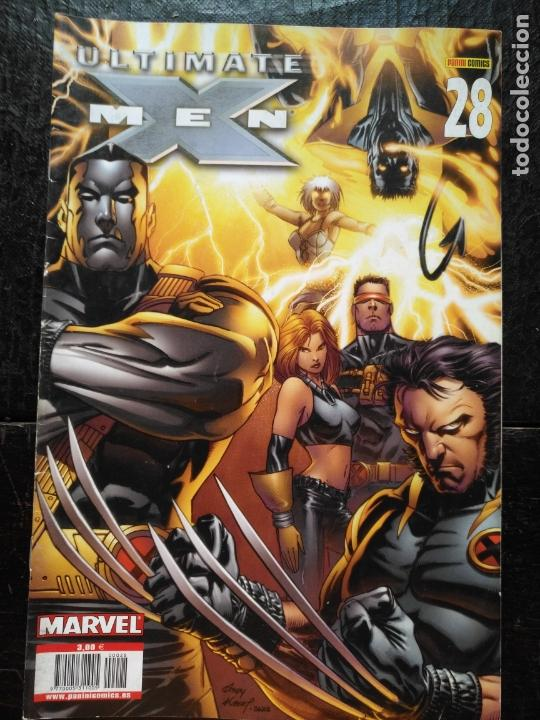 MARVEL COMICS - ULTIMATE X MEN COMIC N 28 - HAGA SU OFERTA (Tebeos y Comics - Panini - Marvel Comic)