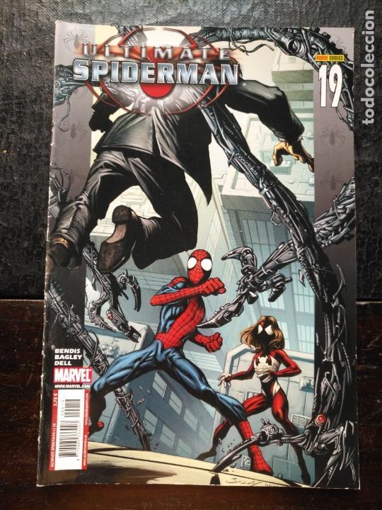 MARVEL COMICS - N 19 SPIDERMAN ULTIMATE - HAGA SU OFERTA (Tebeos y Comics - Panini - Marvel Comic)