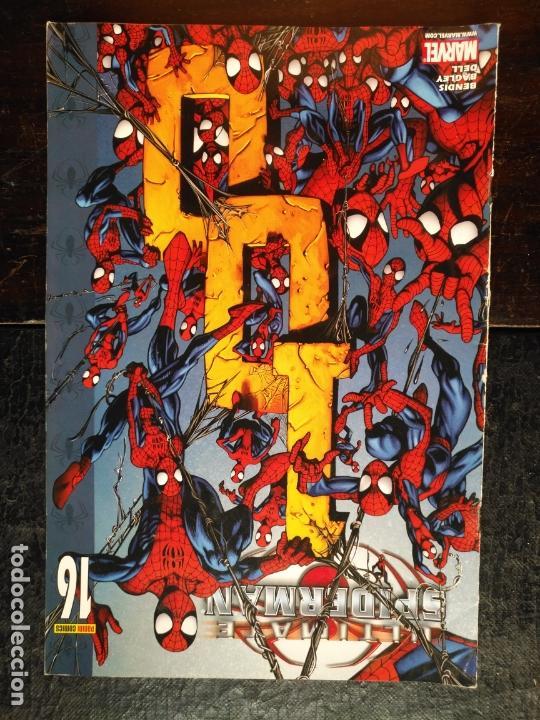 MARVEL COMICS - N 16 SPIDERMAN ULTIMATE - HAGA SU OFERTA (Tebeos y Comics - Panini - Marvel Comic)