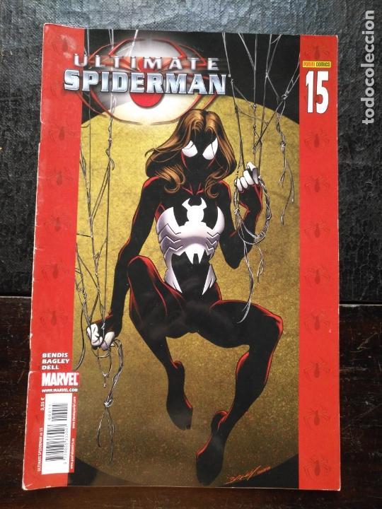 MARVEL COMICS - N 15 SPIDERMAN ULTIMATE - HAGA SU OFERTA (Tebeos y Comics - Panini - Marvel Comic)