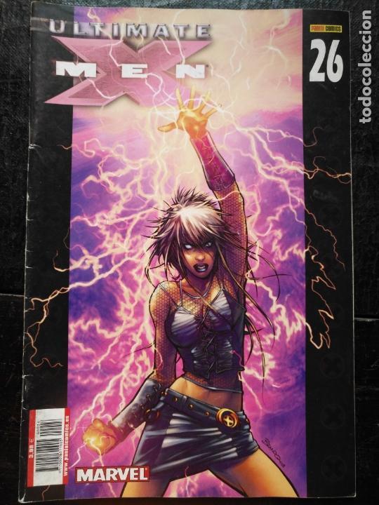 MARVEL COMICS - N 26 X MEN ULTIMATE - HAGA SU OFERTA (Tebeos y Comics - Panini - Marvel Comic)