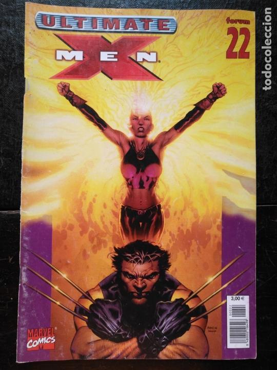 MARVEL COMICS - N 22 X MEN ULTIMATE - HAGA SU OFERTA (Tebeos y Comics - Panini - Marvel Comic)