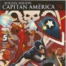 Cómics: CAPITAN AMERICA VOL.8 # 76 (PANINI,2017) - NICK SPENCER - CIVIL WAR II. Lote 168495672
