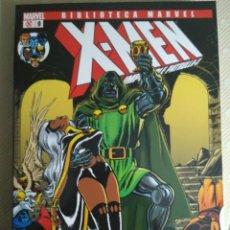 Cómics: BIBLIOTECA MARVEL X-MEN Nº 9-10-12.. Lote 168865108