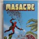 Cómics: MASACRE DE GERRY DUGGAN 1 (MARVEL OMNIBUS). Lote 168897704