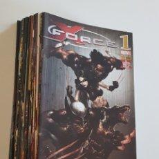 Cómics: MARVEL COMICS - X-FORCE VOL. 3 LOTE Nº 1 AL 26 DE CRAIG KYLE, CHRISTOPHER YOST Y CLAYTON CRAY PANINI. Lote 169138428