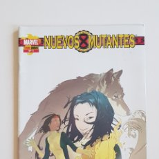 Cómics: MARVEL COMICS - TSUNAMI NUEVOS MUTANTES Nº 1 PANINI 2005. Lote 169139264
