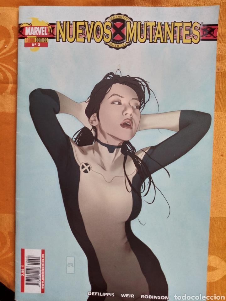 NUEVOS MUTANTES N 3 (Tebeos y Comics - Panini - Marvel Comic)