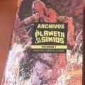 Lote 169293384: ARCHIVOS EL PLANETA DE LOS SIMIOS VOLUMEN 1
