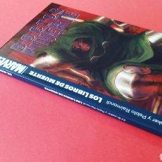 Cómics: DE KIOSCO DR. MUERTE 1 LOS LIBROS DE MUERTE PANINI COMICS. Lote 169861109
