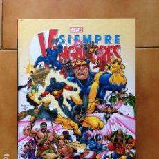 Comics: MARVEL INTEGRAL SIEMPRE VENGADORES DE KURT BUSIEK Y CARLOS PACHECO - PANINI. Lote 169912376