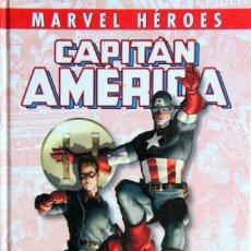 Cómics: MARVEL HEROES: CAPITAN AMERICA/PROYECTO MARVELS-BRUBAKER/EPTING-MARVEL/PANINI 2010-TAPA DURA. Lote 169940345