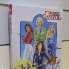 Cómics: MUJERES MARVEL MARVEL LIMITED EDITION - PANINI. Lote 170069365