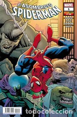 EL ASOMBROSO SPIDERMAN Nº 150 / 1 - PANINI - NÚMERO AGOTADO - SPENCER Y OTTLEY (Tebeos y Comics - Panini - Marvel Comic)