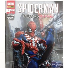 Fumetti: SPIDERMAN. GAMERVERSE 1 (GRAPA) - HALLUM, BANDINI, CURIEL - PANINI / MARVEL. Lote 170476658
