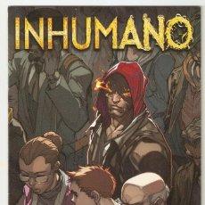 Comics: INHUMANO - Nº 2 - VOL 1 - 24 PAGINAS - JULIO 2014 -. Lote 171030274