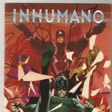 Comics: INHUMANO - Nº 1 - VOL 1 - 52 PAGINAS - JUNIO 2014 -. Lote 171061404