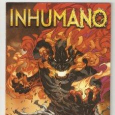 Comics: INHUMANO - Nº 3 - VOL 1 - 24 PAGINAS - AGOSTO 2014 -. Lote 171063300