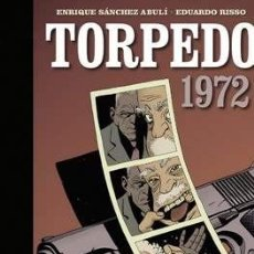 Cómics: TORPEDO 1972 - SANCHEZ ABULI Y EDUARDO RISSO - PANINI EVOLUTION . Lote 171194370