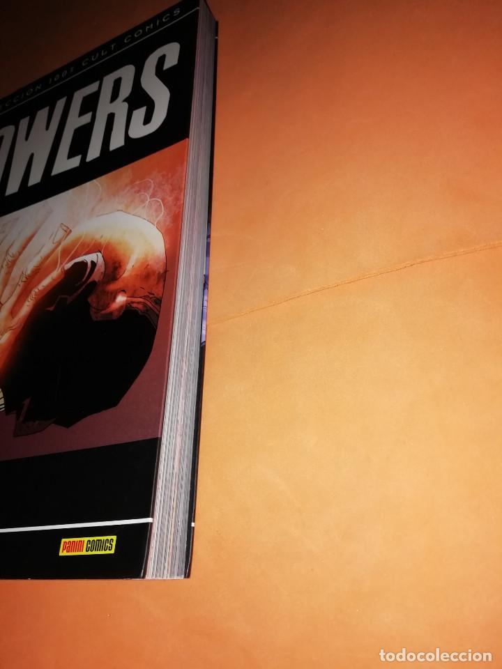 Cómics: POWERS . PARA SIEMPRE. INCLUYE LOS Nº 30 AL 37. MUY BUEN ESTADO - Foto 2 - 171401677
