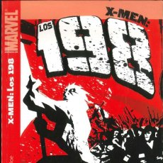 Cómics: X-MEN LOS 198 PANINI CÓMICS MARVEL. Lote 171475923