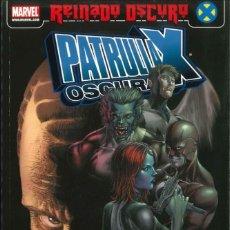 Cómics: PATRULLA-X OSCURA PANINI CÓMICS MARVEL. Lote 171476473