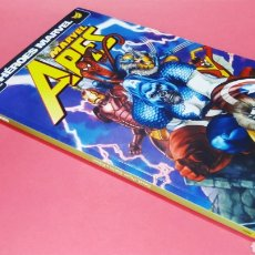 Cómics: DE KIOSCO MARVEL APES HEROES MARVEL HEROES MARVEL PANINI COMICS TOMO. Lote 171534125