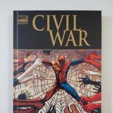 Cómics: SPIDERMAN - CIVIL WAR - MARVEL DELUXE - PANINI. Lote 171601389