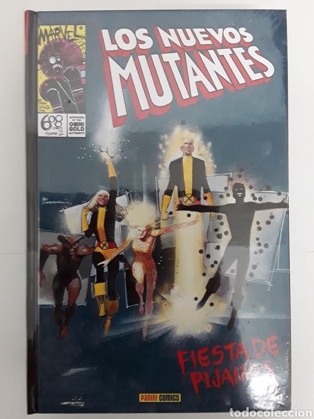 NUEVOS MUTANTES 2. JÓVENES EXTRAÑOS (OMNIGOLD) - PANINI / MARVEL (Tebeos y Comics - Panini - Marvel Comic)