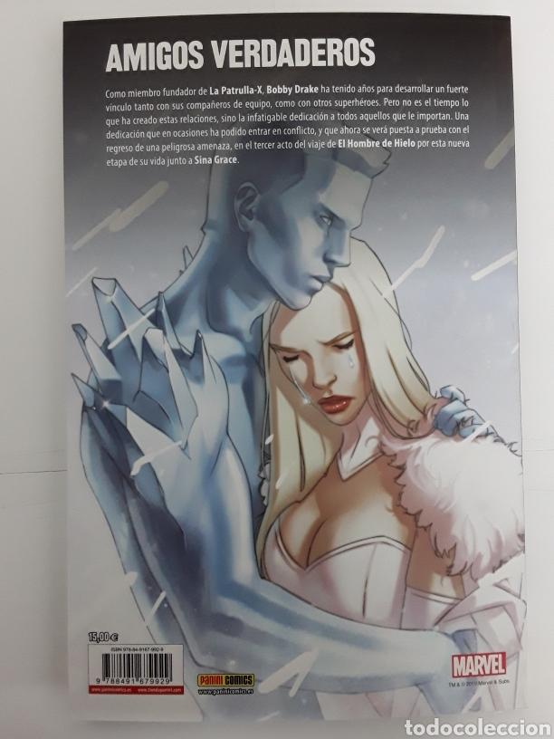 Cómics: Hombre de hielo 3. Asombrosos amigos (colección 100%) - Grace, Stockman - Panini / Marvel - Foto 2 - 171664529