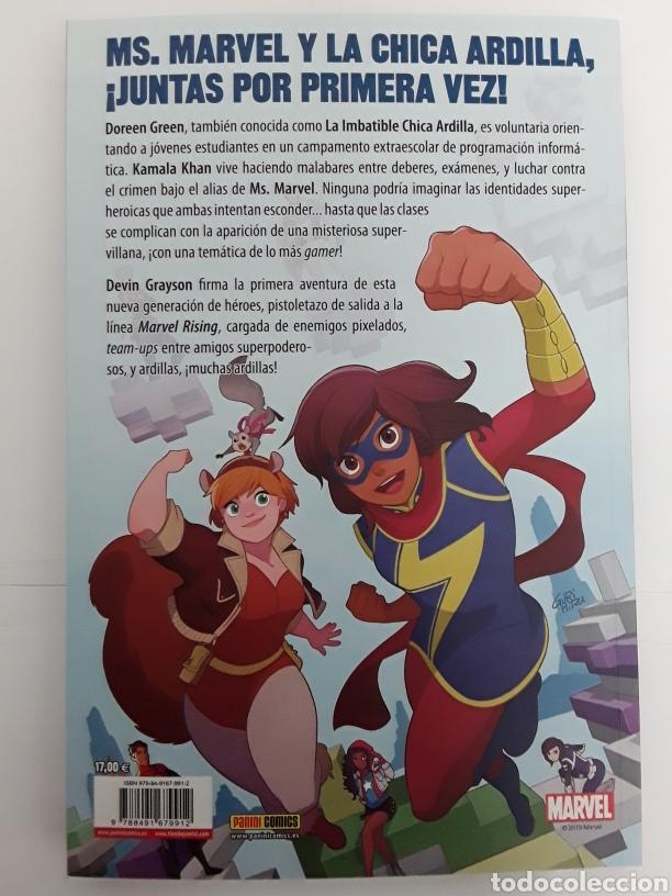 Cómics: Marvel Rising ( colección 100% ) - Grayson, Wilson, North, Failla, Duarte, Bachs - Panini / Marvel - Foto 2 - 171664802