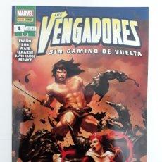 Cómics: LOS VENGADORES SIN CAMINO DE VUELTA 4 (GRAPA) - PANINI / MARVEL. Lote 171665307