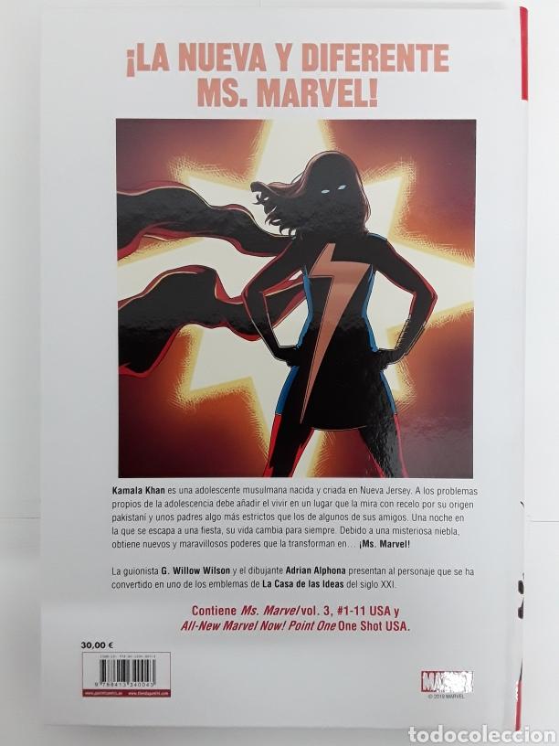 Cómics: Ms. Marvel 1. Fuera de lo normal (omnibus) - Wilson, Alphona, Wyatt - Panini / Marvel - Foto 2 - 171665618