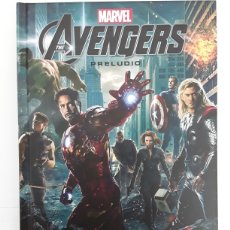 Cómics: MARVEL CINEMATIC COLLECTION 2. THE AVENGERS. PRELUDIO - PANINI / MARVEL. Lote 171666005