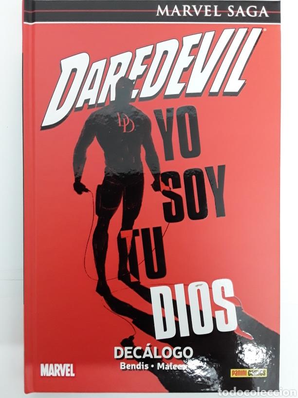 DAREDEVIL 13. DECÁLOGO - BENDIS, MALEEV - PANINI / MARVEL (Tebeos y Comics - Panini - Marvel Comic)