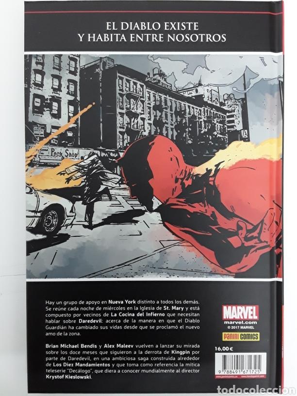 Cómics: Daredevil 13. Decálogo - Bendis, Maleev - Panini / Marvel - Foto 2 - 171669048