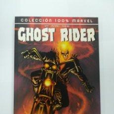 Cómics: GHOST RIDER #1 CIRCULO VICIOSO (100% MARVEL). Lote 171737922