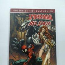 Cómics: SPIDERMAN RED SONJA (100% CULT COMICS). Lote 171738128