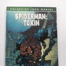 Cómics: SPIDERMAN TOXIN MAS VALE MALO CONOCIDO (100% MARVEL). Lote 171738177