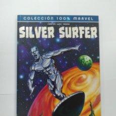 Cómics: SILVER SURFER COMUNION (100% MARVEL). Lote 171738730