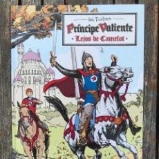 Cómics: PRINCIPE VALIENTE, LEJOS DE CAMELOT. AUTORES, MARK SCHULTZ Y GARY GIANNI. PANINI COMICS, AÑO 2010.. Lote 171821938