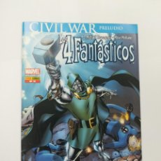 Cómics: 4 FANTASTICOS VOL 6 #11 EDICION NORMAL. Lote 172061528