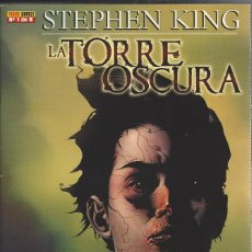 Cómics: LA TORRE OSCURA : TRAICION -STEPHEN KING - COMPLETA 6 NUMEROS - PANINI - NUEVA A ESTRENAR. Lote 172145028