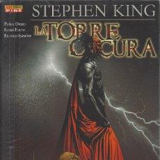 Cómics: LA TORRE OSCURA : LA CAIDA DE GILEAD -STEPHEN KING- COMPLETA 6 NUMEROS - PANINI - NUEVA. Lote 172145384