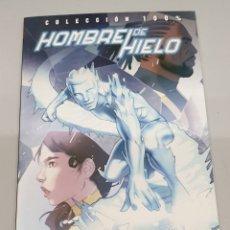 Cómics: HOMBRE DE HIELO Nº 3 : ASOMBROSOS AMIGOS - COLECCION 100% / MARVEL PANINI. Lote 172148903