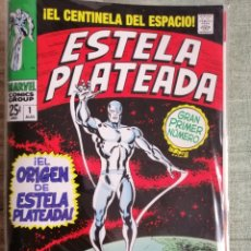 Cómics: ESTELA PLATEADA. MARVEL FACSÍMIL 5. Lote 172213394