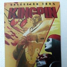 Comics: KINGPIN. CORRIENDO CON EL DIABLO (COLECCIÓN 100%) - ROSENBERG, TORRES, SEPÚLVEDA - PANINI / MARVEL. Lote 172224953